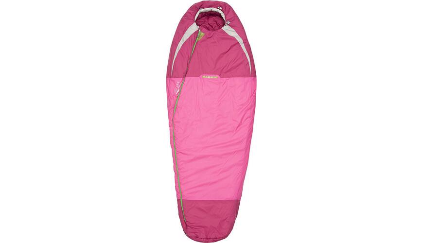 Mammut Kompakt MTI 3-Season 185 Sleeping Bag Women pink-dark pink